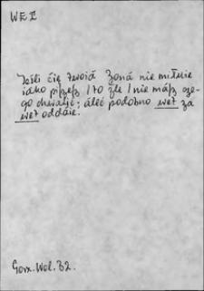 Kartoteka Słownika języka polskiego XVII i 1. połowy XVIII wieku; Wet - Wiadomość1