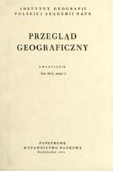 Przegląd Geograficzny T. 42 z. 2 (1970)