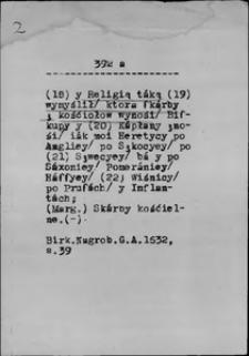 Kartoteka Słownika języka polskiego XVII i 1. połowy XVIII wieku; Z11 - Za1