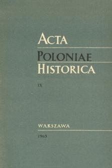Der Zusammenbruch des Ordensstaates in Preussen im Lichte der neuesten polnischen Forschungen