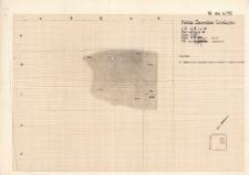 KZG, V 9 D, plan warstwy 12
