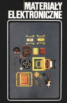 Materiały Elektroniczne 1985 = Electronic Materials 1985