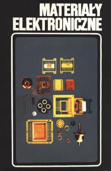 Materiały Elektroniczne 1989 = Electronic Materials 1989