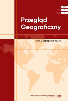 Przegląd Geograficzny T. 93 z. 2 (2021)